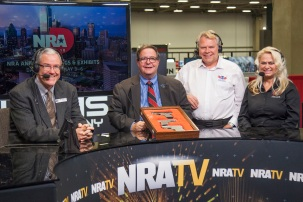 NRA Gun Donation2